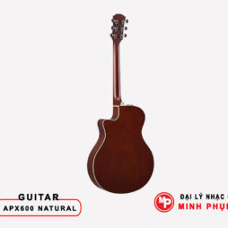Đàn guitar yamaha APX600 NATURAL