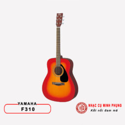 Đàn Guitar acoustic yamaha f310 Cherry Sunburst