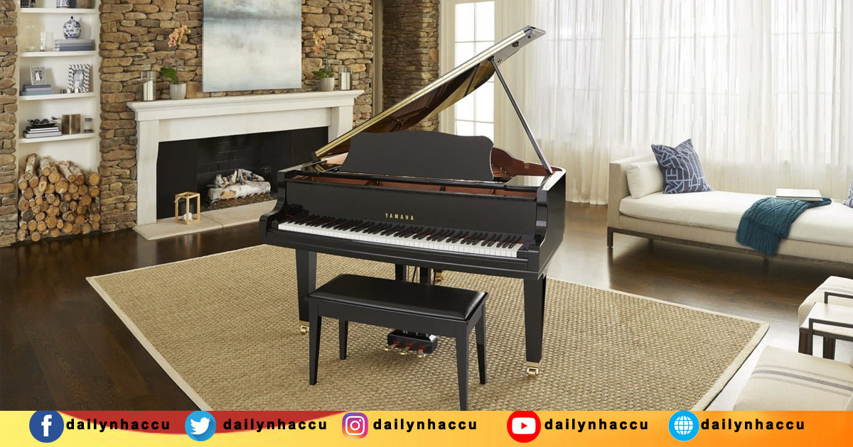Đàn piano grand Yamaha GB1K
