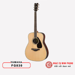Đàn Guitar Acoustic Yamaha FG830 Natural