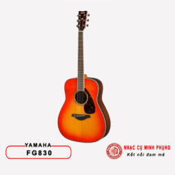 Đàn Guitar Acoustic Yamaha FG830 Autumn Burst