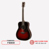 Đàn Guitar Acoustic Yamaha FG830 Tobacco Brown Sunburst